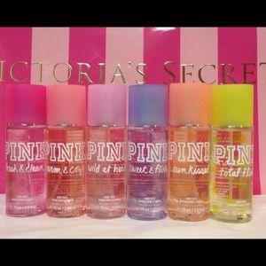 Pink Perfumes